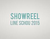 SHOWREEL - 2015
