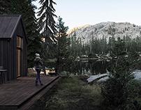 Personal project_Escape Plan_houses