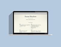 Susan Sheahan