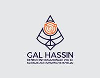 """GAL HASSIN"" Branding / Identity"