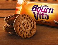 Cadbury Bournvita Biscuit