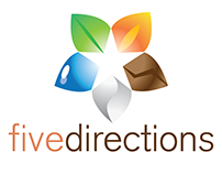 FiveDirections Logo and Branding