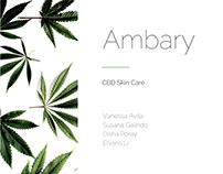Ambary CBD Skincare Branding & Promotion The Pitch (1)