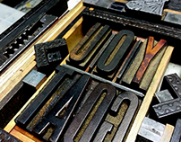2014 Letterpress Projects