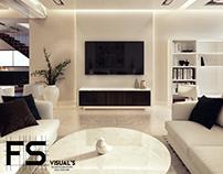 Visualization & Design : Pent House
