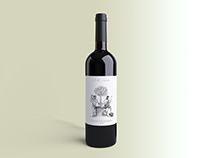 Label Design - Apulian Wine