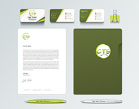 CTS Business Card and elements