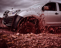 Isuzu Offroad Days for Jägermagazin
