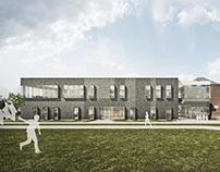 Esmond Elementary School Annex