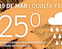 Anúncio - Dia de São José - CSP