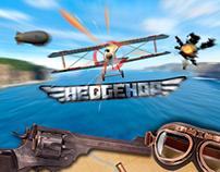 HedgeHop Flight Simulator Game