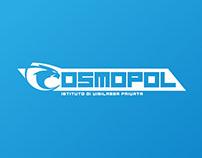 Cosmopol - restyling logo