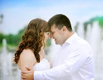 Love story, свадьба