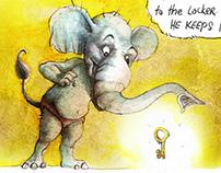 The Adventurous Elefantino