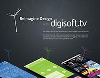 Digisoft UI/UX Design