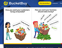 BucketBuy Project concept design