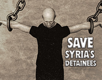 Save Syria's detainees