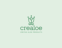 Crealoe | Cretan Aloe Products