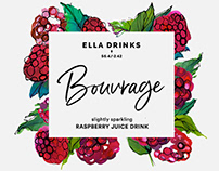 Ella Drinks Rebrand