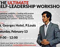 Ultimate Self-Leadership Workshop Poster