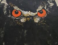 Owl of HOOTON