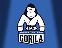 Academia Gorila - logo animation