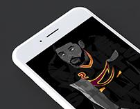 Kyrie Irving Mobile Wallpaper