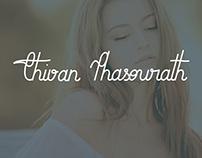 Thivan Phasourath Consulting - branding logo