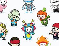 Otaku Characters