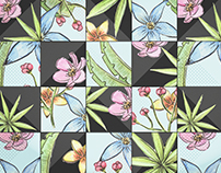Floral background - Designed for Freepik