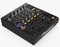 DJ Mixer DJM-900