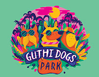 Guthi Dogs Park - Logo Project