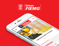 Sistema FIEMG - Mobile Portal