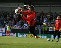 Burton Albion vs Liverpool 0-5 23rd August 2016