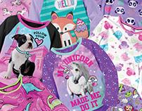 Komar Kids private label sleepwear