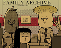 family archive // short comic story