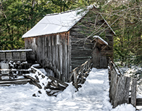 Cable Mill - Cades Cove - Great Smoky Mountains