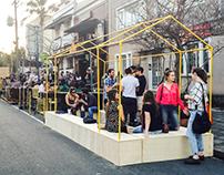 Parklet Vicentina X | 2015