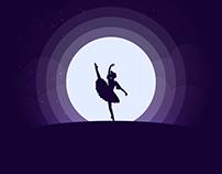 Moonlight Illustration