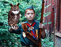 """Adventure Scout"" - Icarus Series"