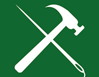 Farnham Repair Cafe Logo Design