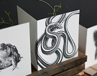 Rally for the Rare - Endangered species prints & cards