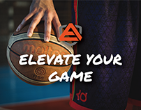 Elevation Athletics Website
