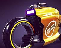 No. 33 Concept EV Bike