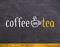 Coffee and tea - Free font