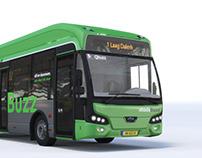 DAV bus tender