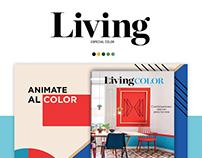 Revista Living / Color
