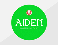 Aiden Font Family