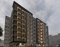 Residential Building at New Cairo