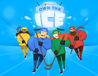 Google Chromecast - Own the ice